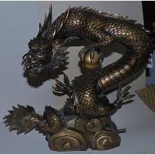 dragon statuary