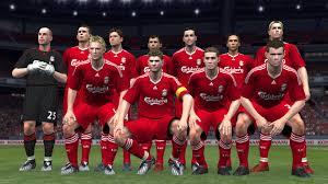 fc liverpool team