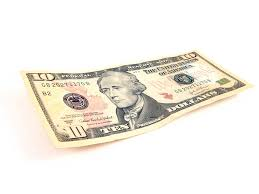 10 dollar bill pictures