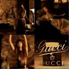 gucci advert