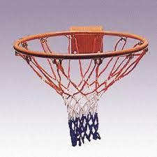 basketball hoop size