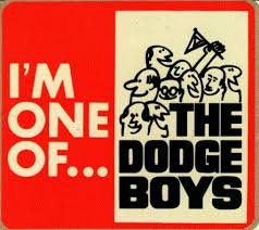 dodge bumper sticker