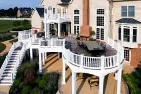 backyard deck design