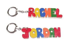 name key ring