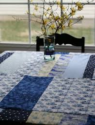 patchwork tablecloths