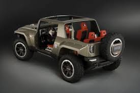 hummer concept vehicle