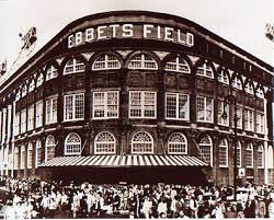 ebbets field photo