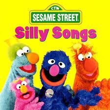 sesame street silly songs