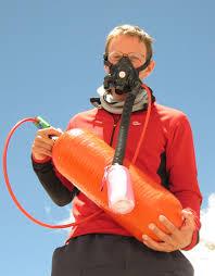 bottle oxygen