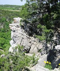 arbuckle mountains