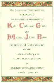 celtic wedding cards