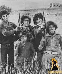 lebanon war 1975