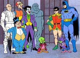 filmation batman