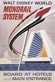 disney world posters