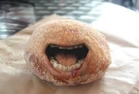 funny donut