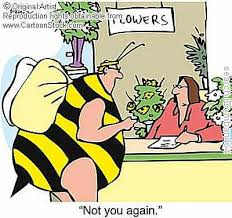 beehive cartoon