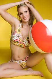 girl bathing suits