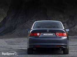honda accord type