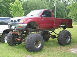 lifted toyota tacoma