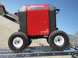 honda generator 3000is