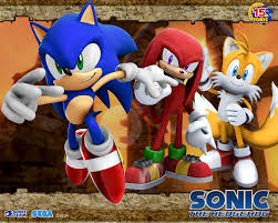 sonic knuckles tails