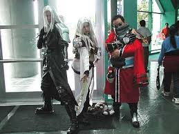 final fantasy cosplay
