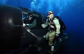 navy seals diver