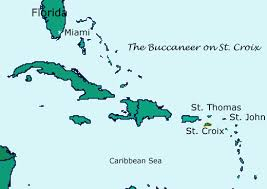 map of st croix