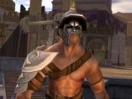 gladiators swords
