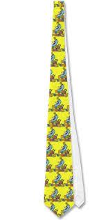 cartoon tie