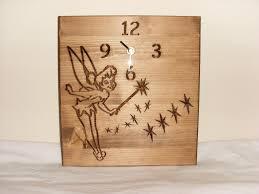 tinkerbell clocks