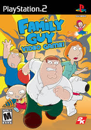 family guy computer games