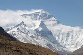 mount everest in china