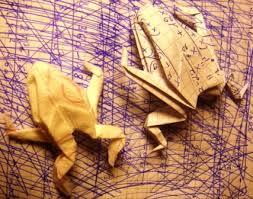 lankstymas is popieriaus