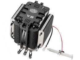coolermaster v8 cpu cooling fan system