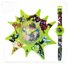 ben 10 watch toy