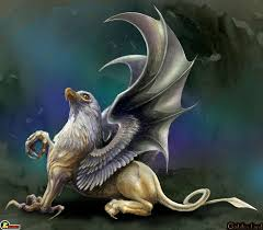 griffin paintings