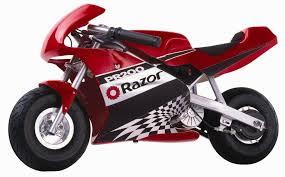 razor motorcycles