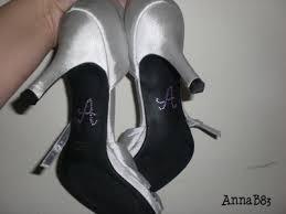 lilac bridal shoes