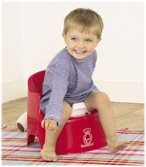 pictures of potty training