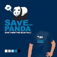 extinction panda
