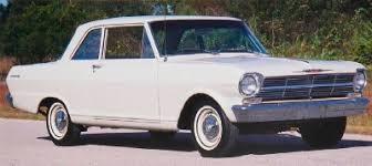1962 chevy ii nova