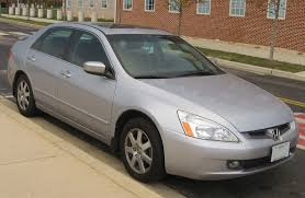 2005 honda accord sedan