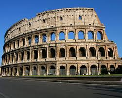 Rome Italy Colosseum Travel