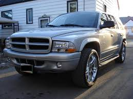 2002 dodge durango rt