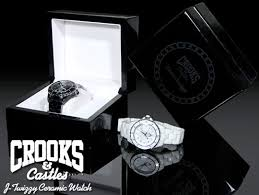 crooks and castles watch