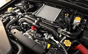 2009 wrx engine