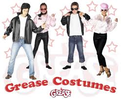 grease fancydress