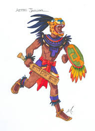 aztec jaguar knight
