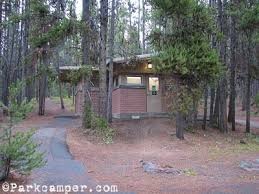 canyon campground yellowstone